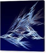 Fractals - Birds In Flight Canvas Print