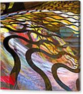 Fractals - Snake Canvas Print