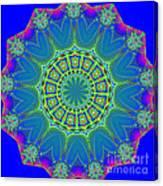 Fractalscope 2 Canvas Print
