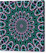 Fractalscope 21 Canvas Print