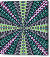Fractalscope 25 Canvas Print