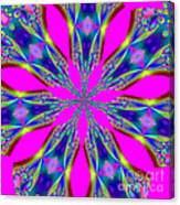 Fractalscope 29 Canvas Print
