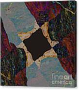 Fracture Section IIi Canvas Print
