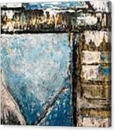 Fragmented Mind Canvas Print