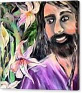 Fragrance Of Peace Canvas Print