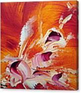 Fraicheur Canvas Print