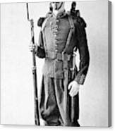 France Grenadier, 1860 Canvas Print