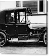 France Motorcar, C1910 Canvas Print
