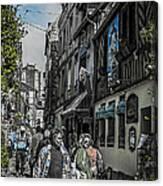 France Street Canvas Print