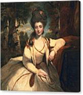 Frances Molesworth, Later Marchioness Canvas Print