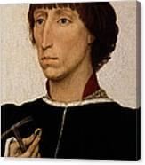 Francesco D Este Canvas Print