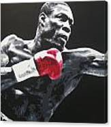 Frank Bruno Canvas Print