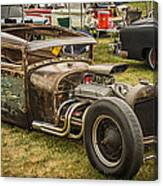 Frankenstein '28 Model A Sedan Canvas Print
