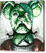 Frankenstein's Koala Canvas Print