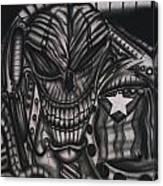 Freakin Rican Canvas Print