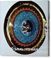 Freddie White Cymbal Earth Wind Fire Spirit Tour Canvas Print