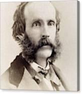 Frederick Edwin Church (1826-1900) Canvas Print