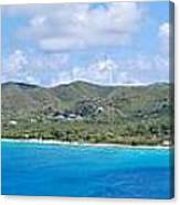 Frederiksted Canvas Print