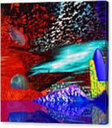 Free Association 1 Canvas Print