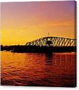 Free Bridge Canvas Print