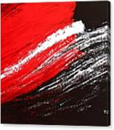 Free Spirit 1 Canvas Print