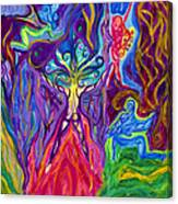 Free Your Goddess Canvas Print