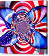 Freedom Abstract  Canvas Print