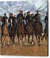 Freedom Riders Canvas Print