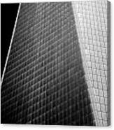 Freedom Tower Abstract Canvas Print