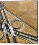 Freeway 1 Canvas Print