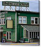 Freighthouse Square Canvas Print