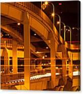 Fremont Bridge Canvas Print
