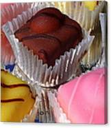 French Fancies Canvas Print