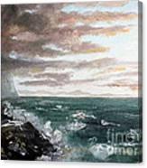 Frenchman's Bay Canvas Print