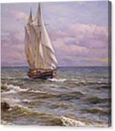 Fresh Breeze Canvas Print