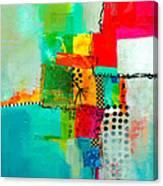 Fresh Paint #5 Canvas Print