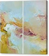 Freshness Of Morning / Sold Canvas Print