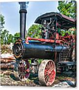 Frick Steam Tractor Canvas Print
