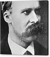 Friedrich Wilhelm Nietzsche Canvas Print