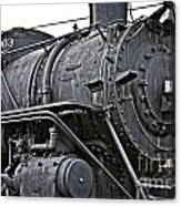 Frisco Train Locamotive One Canvas Print
