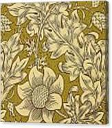 Fritillary Design 1885 Canvas Print