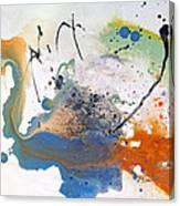 Frolic II Canvas Print