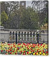 From Buckingham To Big Ben Canvas Print