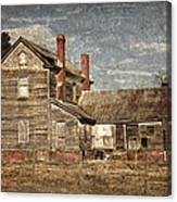 From Grand To Grunge Canvas Print