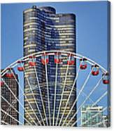 From Navy Pier Canvas Print
