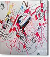Elul 5 Canvas Print