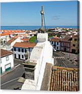 From The Church Tower Canvas Print