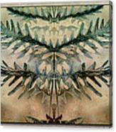 Frond Embrace Canvas Print