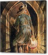 Frontispiece To Jerusalem Canvas Print