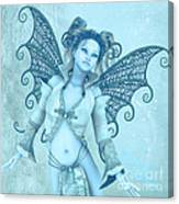 Frost Fairy Canvas Print